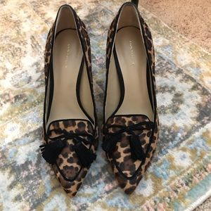 Any Taylor Leopard Pump with tassel 7